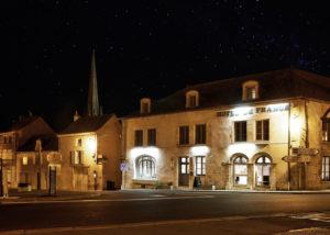 Hôtel de France de Saint Savin, à 15 minutes de le Blanc