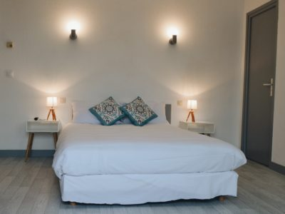 chambre hotel saint savin